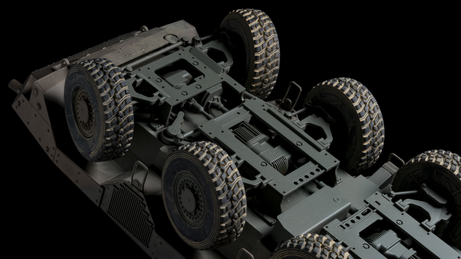 タミヤの最新プラモで「陸自の最新装備」をしゃぶり尽くすべし。_b0029315_22485128.jpg