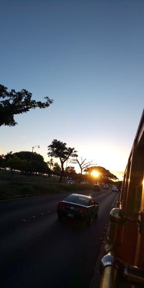 5日目の夕陽&夕焼け🌇_b0356852_16235020.jpg