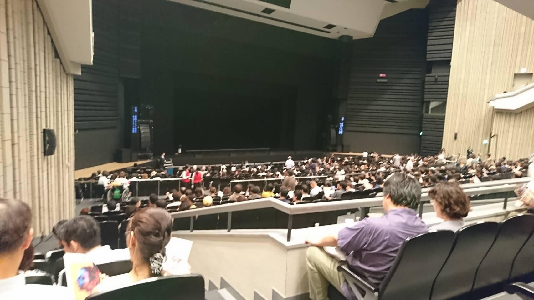 コーラスライン@大阪オリックス劇場_a0221584_16485039.jpg