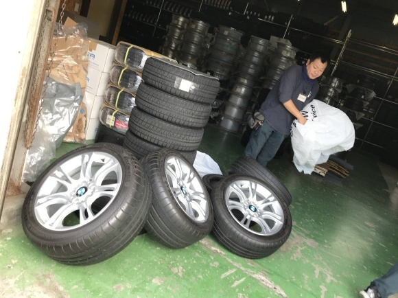 9月4日(火)TOMMYBASE スタッフブログ ☆T様BMW納車☆_b0127002_12101969.jpeg