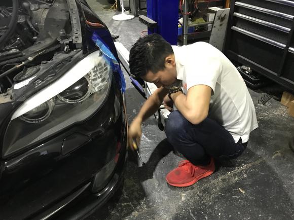 9月4日(火)TOMMYBASE スタッフブログ ☆T様BMW納車☆_b0127002_12141316.jpg