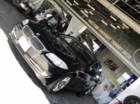 9月4日(火)TOMMYBASE スタッフブログ ☆T様BMW納車☆_b0127002_12213888.jpg