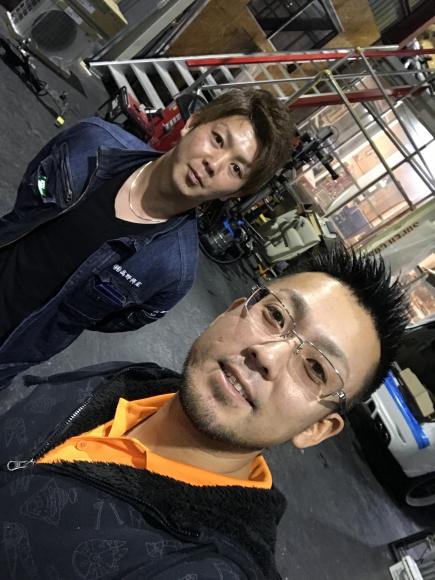 9月4日(火)TOMMYBASE スタッフブログ ☆T様BMW納車☆_b0127002_12363319.jpg