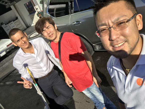 9月4日(火)TOMMYBASE スタッフブログ ☆T様BMW納車☆_b0127002_13005202.jpg