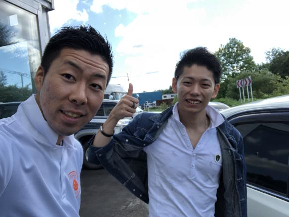 9月4日(火)TOMMYBASE スタッフブログ ☆T様BMW納車☆_b0127002_13013883.jpg