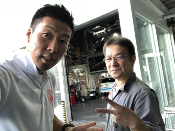 9月4日(火)TOMMYBASE スタッフブログ ☆T様BMW納車☆_b0127002_13090228.jpg
