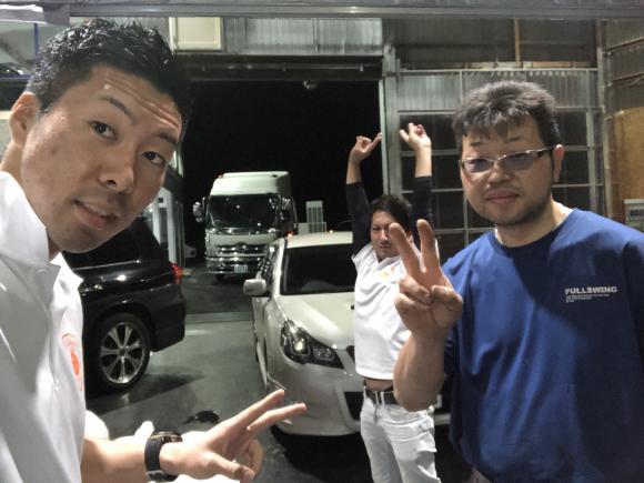9月4日(火)TOMMYBASE スタッフブログ ☆T様BMW納車☆_b0127002_13090354.jpg