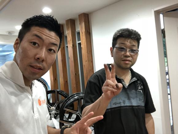 9月4日(火)TOMMYBASE スタッフブログ ☆T様BMW納車☆_b0127002_13092339.jpg