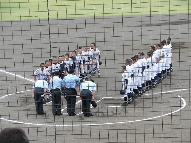東部5位で富士市立高校野球部が、秋の県大会出場決定! in裾野球場_f0141310_07182291.jpg