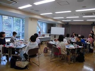 『和(NAGOMI)アート1dayスクーリング』レポート など_c0200917_01165801.jpg