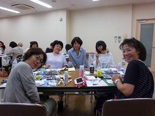 『和(NAGOMI)アート1dayスクーリング』レポート など_c0200917_02194576.jpg