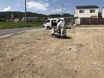 地盤調査 ~岡田のいえ~_e0180332_09054781.jpg