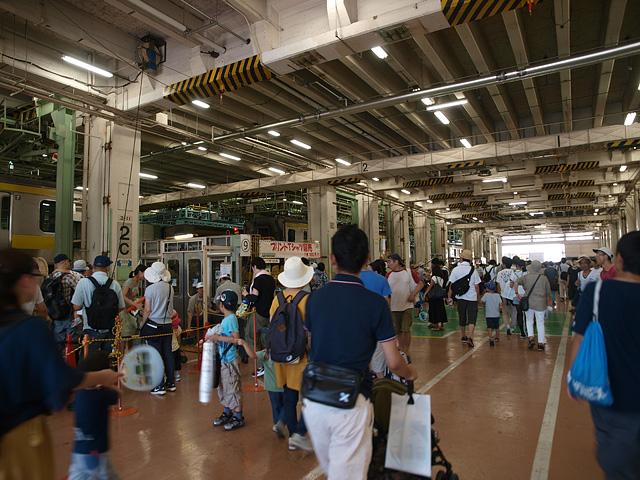 JR 東京総合車両センター 夏休みフェア 2018 (8/25)_b0006870_22375166.jpg