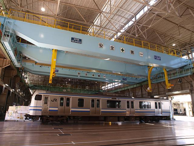 JR 東京総合車両センター 夏休みフェア 2018 (8/25)_b0006870_22391323.jpg