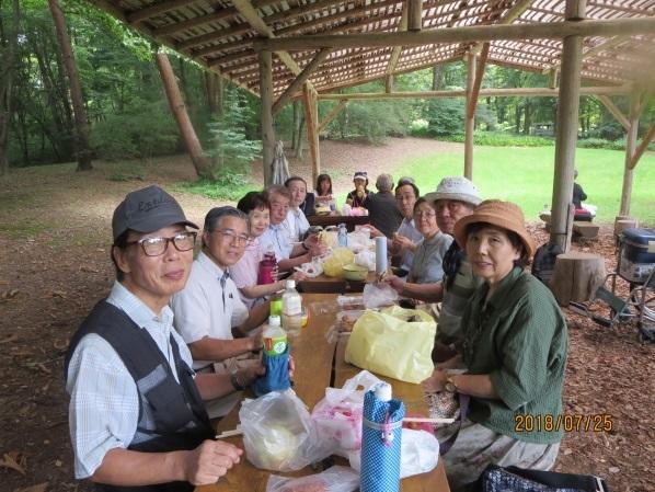 7月25日壮年会主催のピクニック_b0332673_08302201.jpg