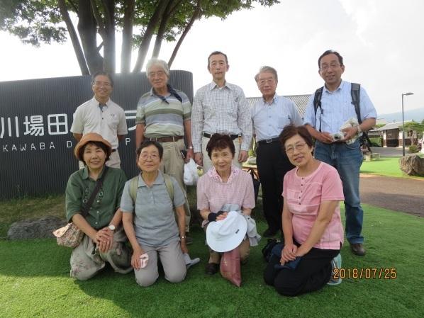 7月25日壮年会主催のピクニック_b0332673_08310662.jpg