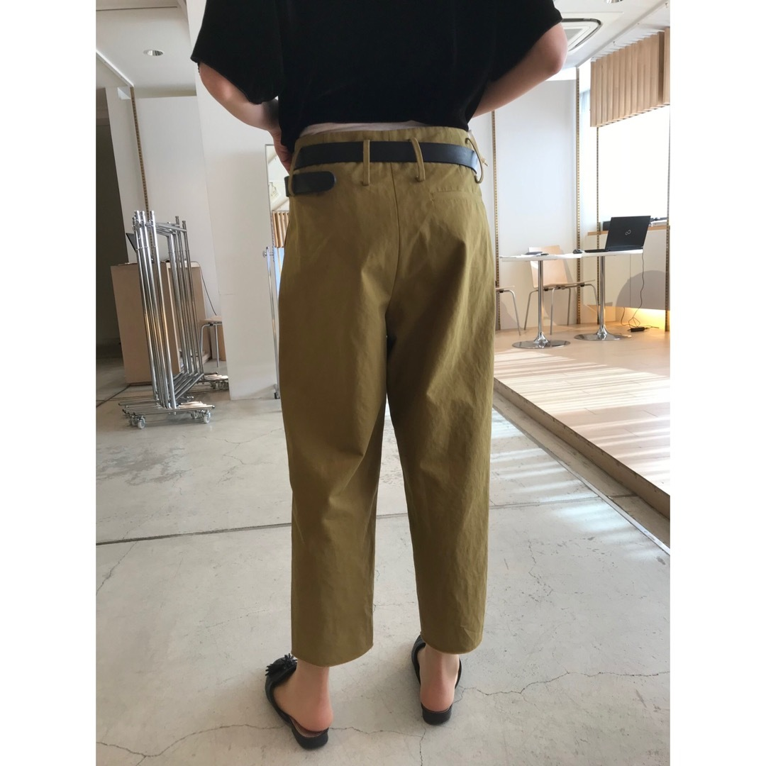 FORTE_FORTE COTTON TROUSERS_f0111683_12291582.jpg
