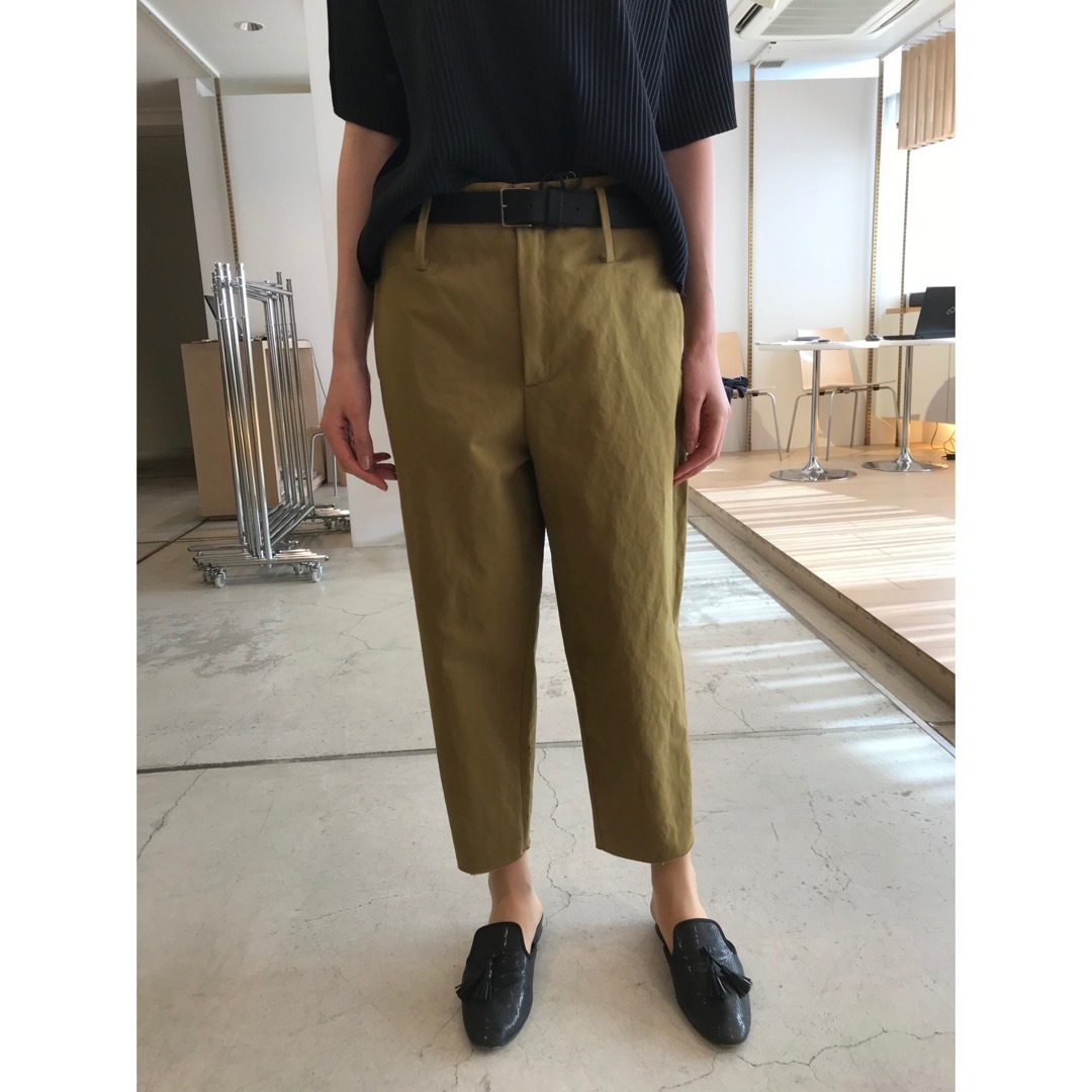 FORTE_FORTE COTTON TROUSERS_f0111683_12291882.jpg