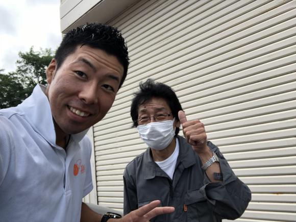 9月5日(水)TOMMYBASE スタッフブログ ☆K様LS460ご成約☆_b0127002_10330231.jpg