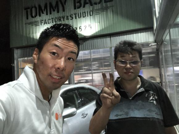 9月5日(水)TOMMYBASE スタッフブログ ☆K様LS460ご成約☆_b0127002_11150997.jpg