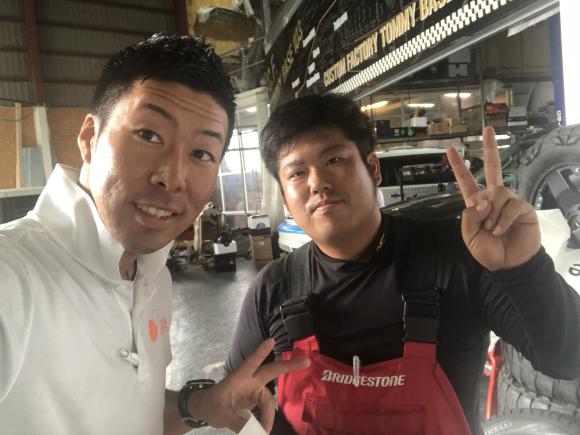 9月5日(水)TOMMYBASE スタッフブログ ☆K様LS460ご成約☆_b0127002_11202084.jpg