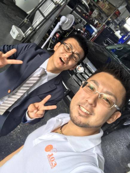 9月5日(水)TOMMYBASE スタッフブログ ☆K様LS460ご成約☆_b0127002_11234658.jpg