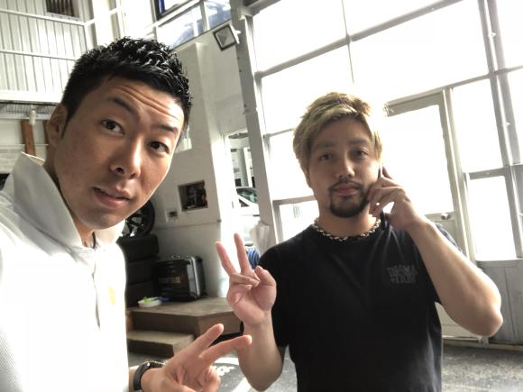 9月5日(水)TOMMYBASE スタッフブログ ☆K様LS460ご成約☆_b0127002_11234762.jpg