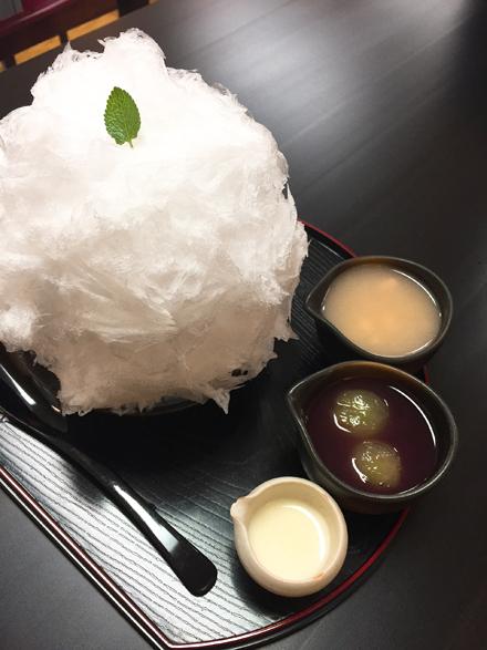 河口湖のかき氷  埜蜜喜(YAMITSUKI)_f0179404_22241038.jpg