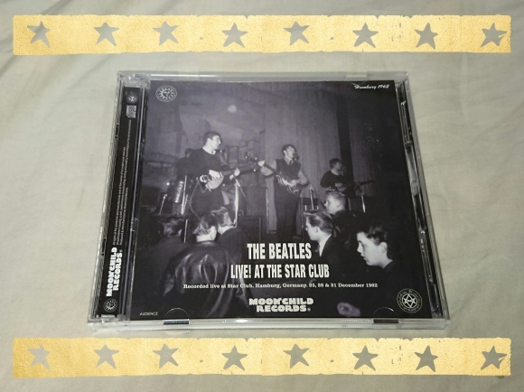 THE BEATLES / LIVE AT THE STAR CLUB_b0042308_12405040.jpg