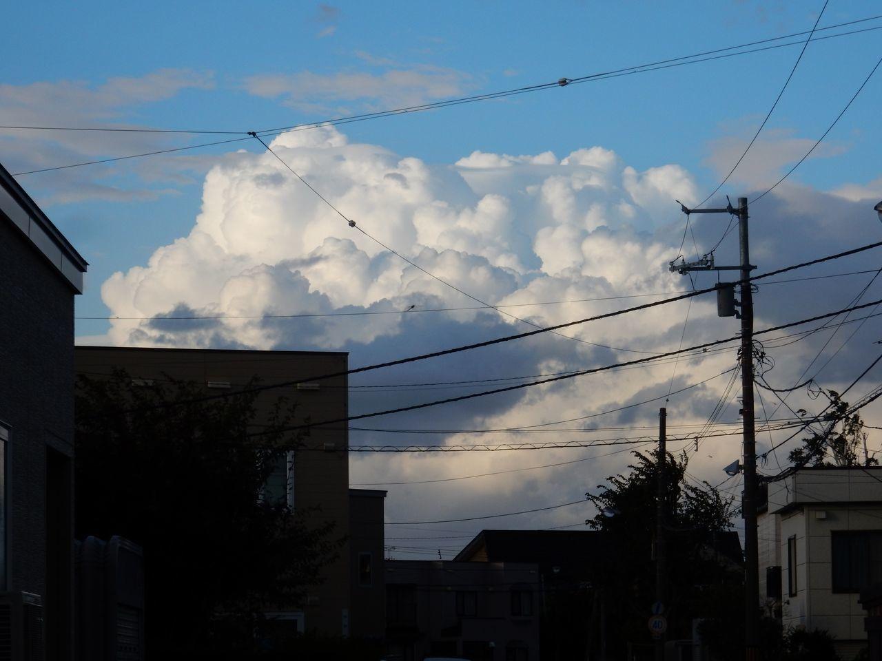 午後遅くなってからようやく「台風一過」の雰囲気に_c0025115_22525962.jpg