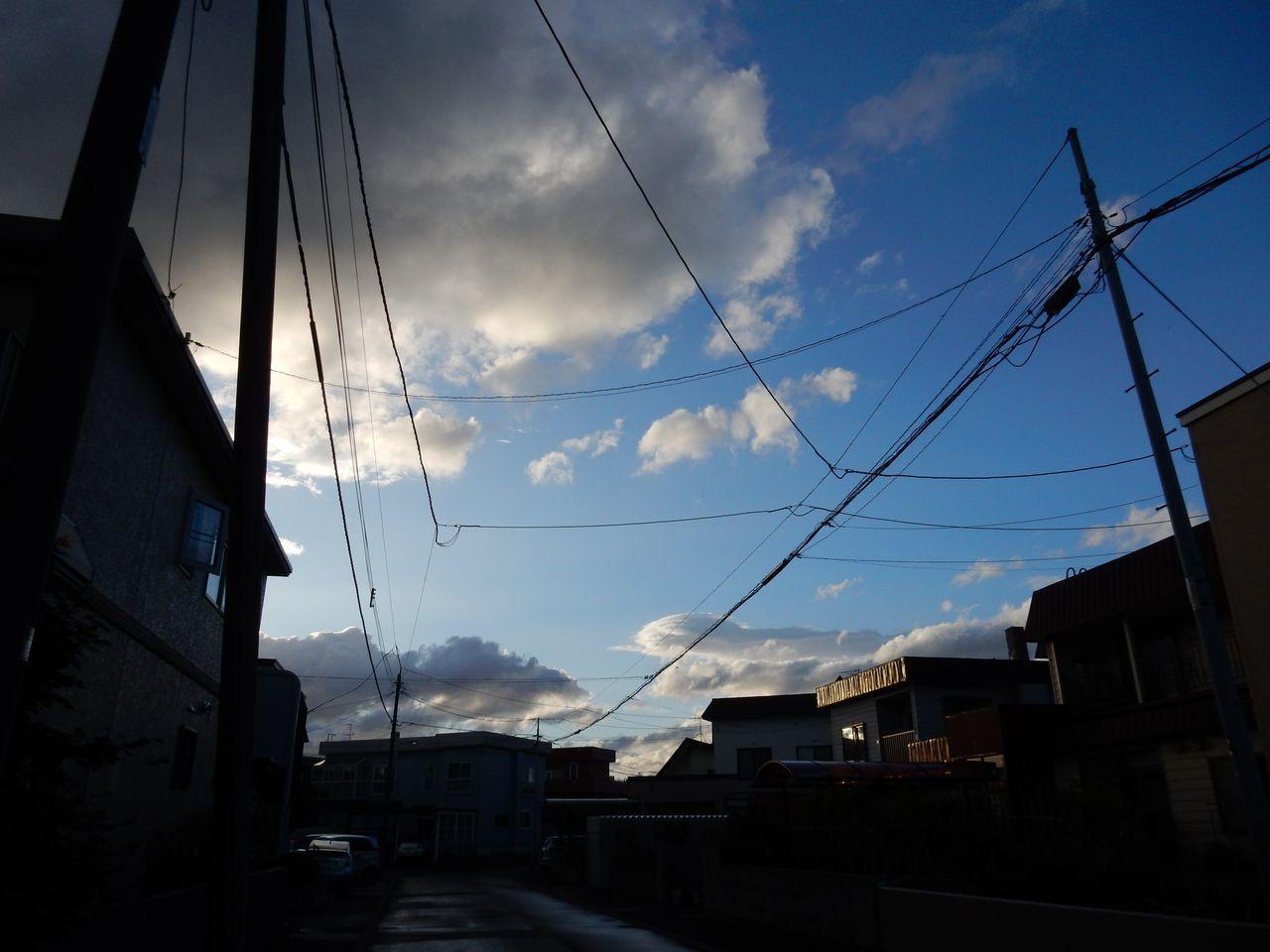 午後遅くなってからようやく「台風一過」の雰囲気に_c0025115_22591044.jpg