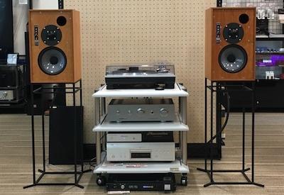 【試聴】オーディオスクエア幕張新都心店にてGRAHAM AUDIO 、Stirling Broadcast 、SUGDEN AUDIO が試聴可能です。_c0329715_17534106.jpg