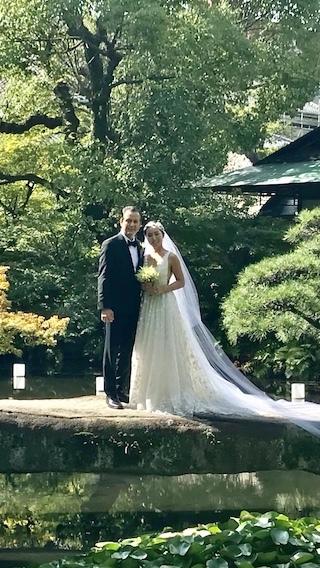 結婚1周年披露パーティー♡ その1_c0187025_15562284.jpg