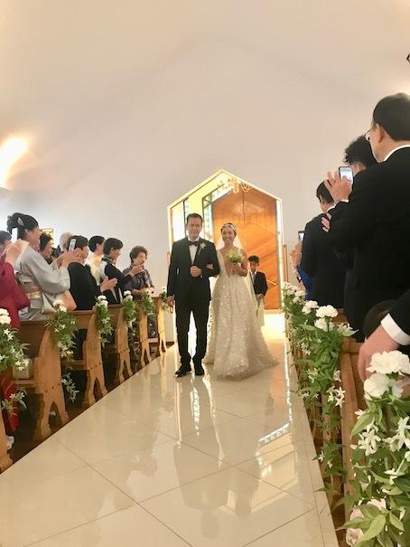 結婚1周年披露パーティー♡ その1_c0187025_16092270.jpg
