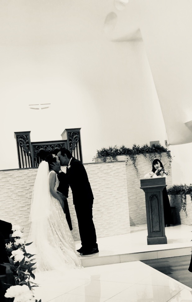 結婚1周年披露パーティー♡ その1_c0187025_16130858.jpg