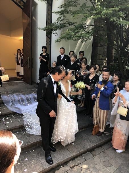 結婚1周年披露パーティー♡ その1_c0187025_16140309.jpg