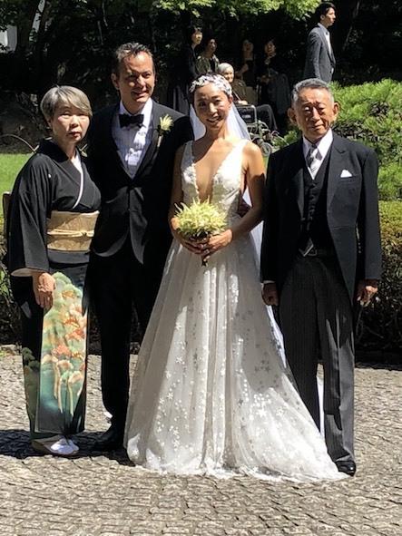 結婚1周年披露パーティー♡ その1_c0187025_16171802.jpg