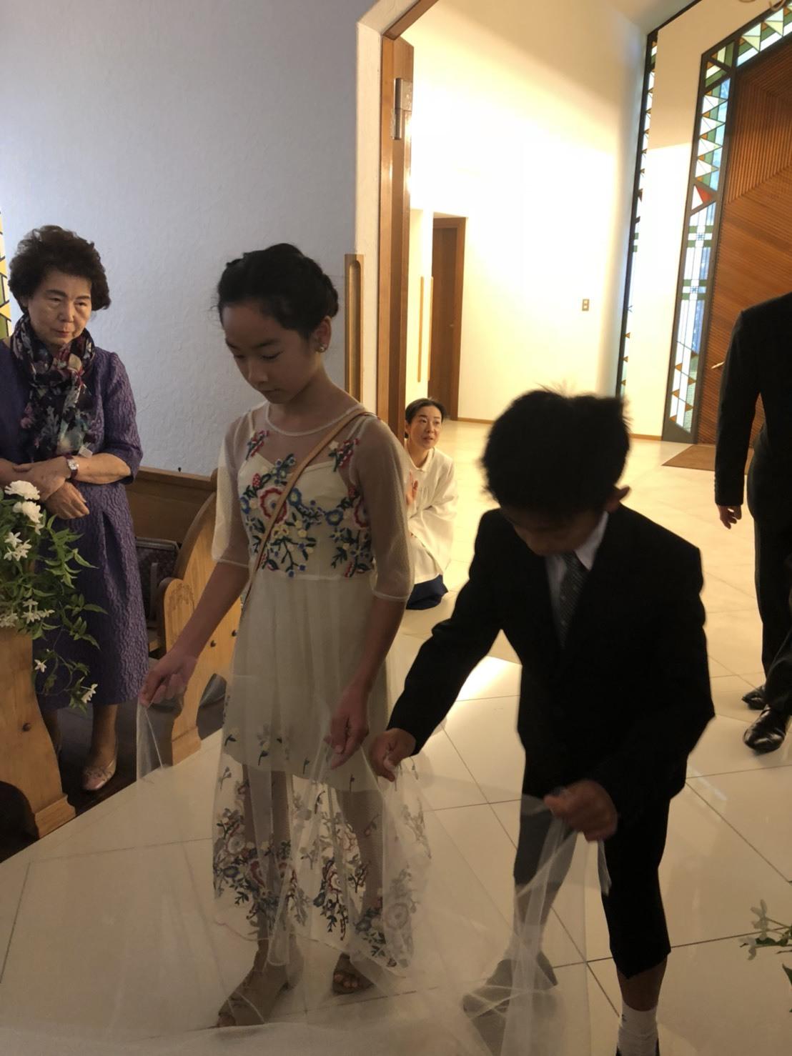 結婚1周年披露パーティー♡ その1_c0187025_16425548.jpg