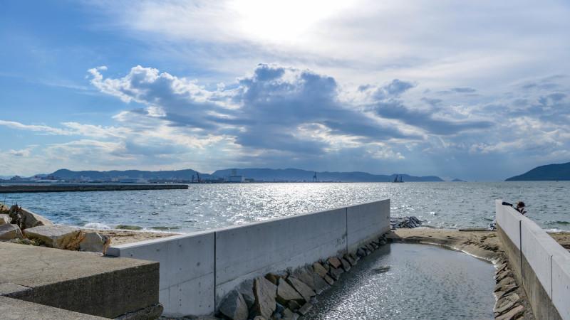 海岸散歩 2018 浦生海岸 (うろ・URO)_d0246136_17011517.jpg