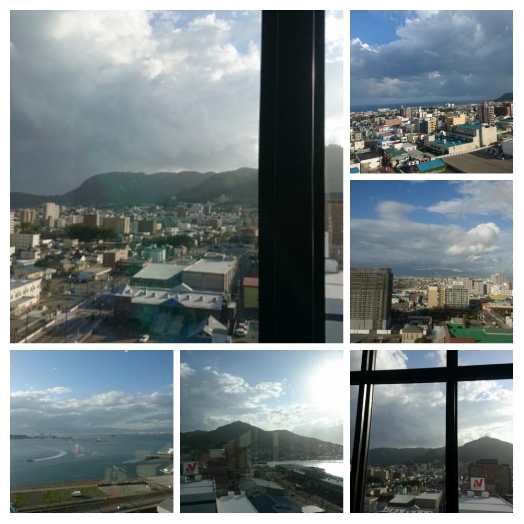 函館国際ホテル内覧会、スタイリッシュな客室、眺めが良い大浴場_b0106766_16412993.jpg