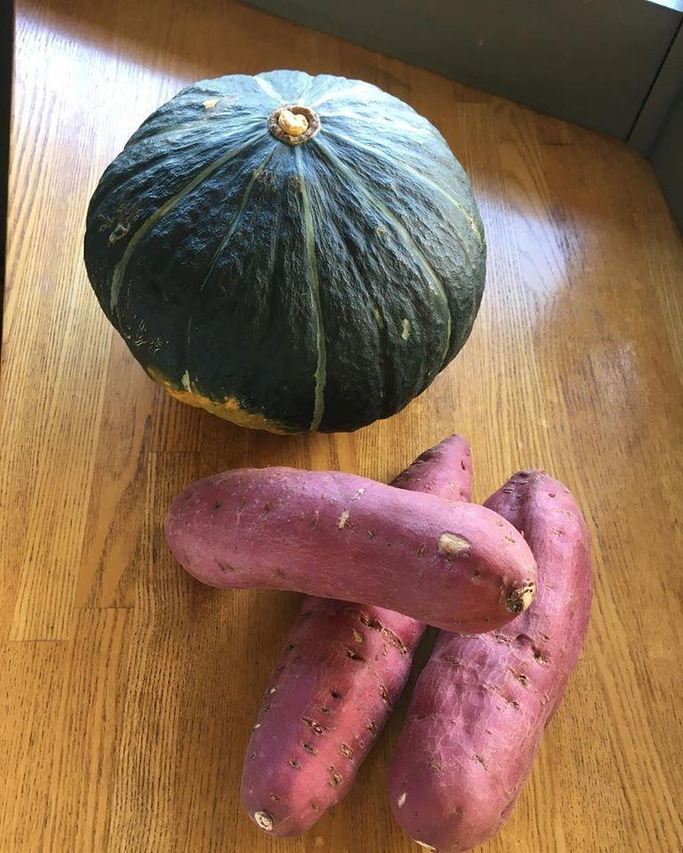 今週のキッシュは秋の野菜_c0172969_10032486.jpg