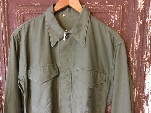 USMC P-53 Cotton Sateen Utility Shirts_c0226387_16455487.jpeg