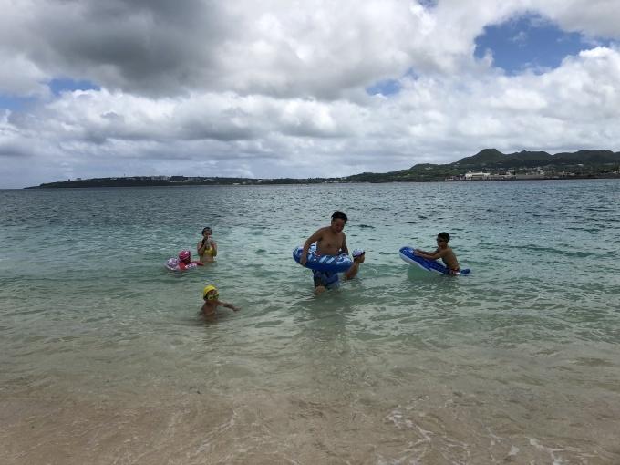 2018沖縄 海が大好き☆瀬底島のビーチでお魚に出会う!_f0011498_15262883.jpg