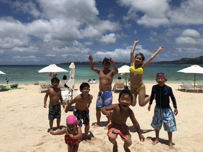 2018沖縄 海が大好き☆瀬底島のビーチでお魚に出会う!_f0011498_15575706.jpg