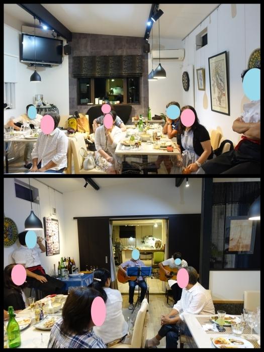 大将同級生の「暑気払い会」2018年8月19日(日)_b0290816_12425262.jpg