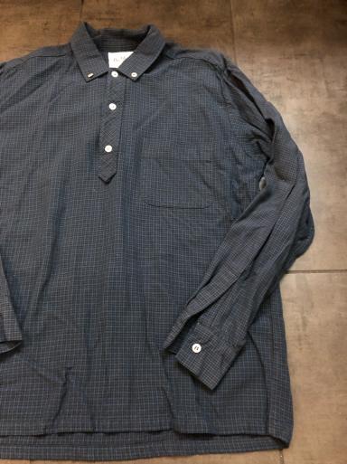 アメリカ仕入れ情報#9  60s プルオーバーB.Dシャツ!_c0144020_10453182.jpg