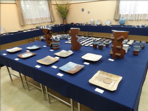 「渡邊敏明・渡邊葵作陶展」ありがとうございました。_a0233551_19361612.jpg