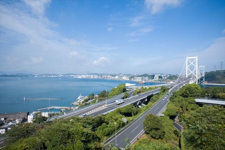 福岡旅行 和布刈第二展望台_e0170058_18484423.jpg