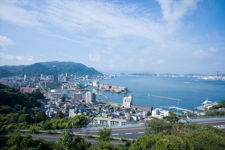 福岡旅行 和布刈第二展望台_e0170058_18484494.jpg