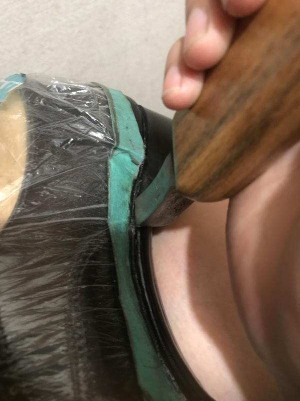 靴を作る 40_f0283816_13165658.jpeg